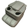 Truck Center console seat