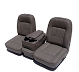 Cobra small cab low back 40-20-40 truck seat